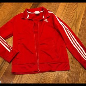 adidas Jackets & Coats - ‼️‼️‼️ SOLD ‼️‼️‼️. Adidas Zip up Jacket